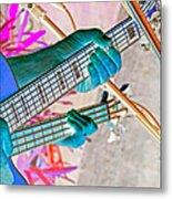 Play It Again Sam Metal Print