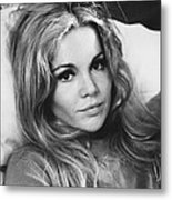 Play It As It Lays, Tuesday Weld, 1972 Metal Print