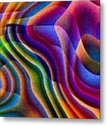 Play With Colours Metal Print