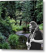 Playing For The Creek 3 Metal Print