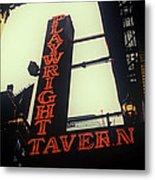 Playwright Tavern Metal Print