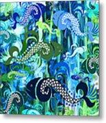Plenty Of Fish In The Sea 1 Metal Print