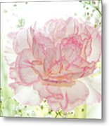 Plenty Of Joy And Sun. Natural Watercolor. Touch Of Japanese Style Metal Print