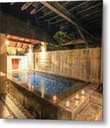 Plunge Pool At The Indigo Pearl Phuket Metal Print