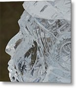 Plymouth Ice Festival Metal Print