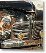 Plymouth Special Deluxe Front Metal Print