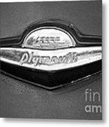 Plymouth Trunk Emblem Metal Print