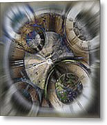 Pocketwatches 2 Metal Print