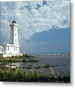 Point Abino Lighthouse Metal Print