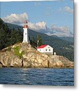 Point Atkinson Lighthouse Metal Print