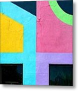 Point Counterpoint Metal Print