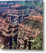 Point Imperial View Metal Print