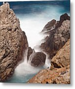 Point Lobos Number Two Metal Print by Catherine Lau