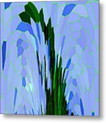 Point Of View Metal Print