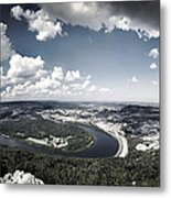 Point Park Overlook 2 Metal Print