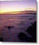Point Piedras Blancas Lighthouse Metal Print