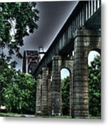 Point Pleasant West Virginia Metal Print