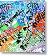 Point Your Toes For The Great Leader 20150223 Metal Print