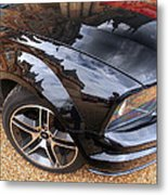 Polished To Perfection - Mustang Gt Metal Print by Gill Billington