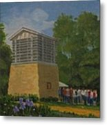 Polo Lime Kiln Metal Print