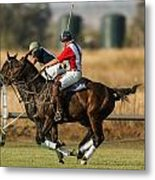Polo Match Action Photograph By Henry Inhofer