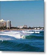 Pompano Beach, Florida, Exterior View Metal Print