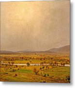 Pompton Plains. New Jersey Metal Print