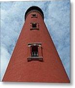 Ponce De Leon Lighthouse Metal Print