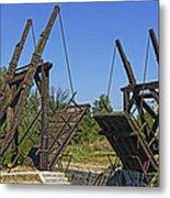 Pont Van Gogh Arles France Dsc01724  Metal Print