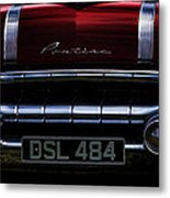 Pontiac Metal Print by Trevor Wintle