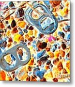 Pop Art B16 Metal Print