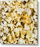 Popcorn - Featured 3 Metal Print