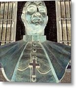 Pope John Paul The Second Metal Print