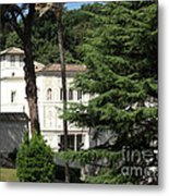 Pope's Private Residence Metal Print