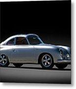 Porsche 356 Outlaw Metal Print