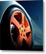 Porsche 5 Metal Print