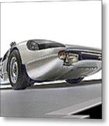 Porsche Nine O Four Low Angle Metal Print