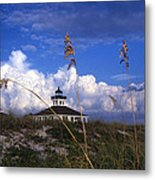 Port Boca Grande Lighthouse Metal Print