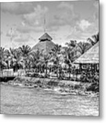 Port Of Call Metal Print
