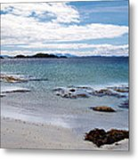 Port Uisken Metal Print