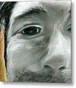 Portrait 10 Metal Print