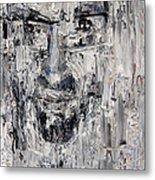 Portrait Of Michael Metal Print