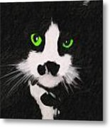 Portrait Of Riley Metal Print