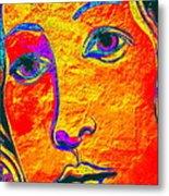 Portrait Of Venus Metal Print