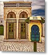 Post Office Metal Print