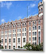 Post Palace In Budapest Metal Print