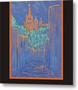 Poster - Lower San Miguel De Allende Metal Print by Marcia Meade