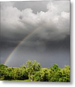 Pot Of Gold Metal Print