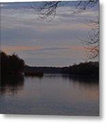 Potomac River At Whites Ferry Metal Print