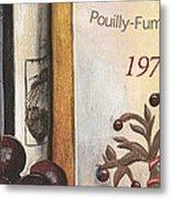 Pouilly Fume 1975 Metal Print